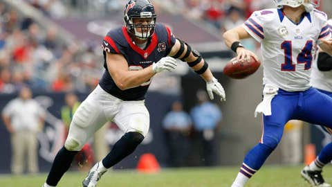 Houston Texans at Chicago Bears (Sunday, 8:20 p.m. ET, NBC)
