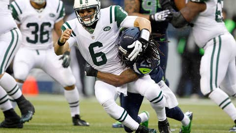 The Jets need to make a change at quarterback