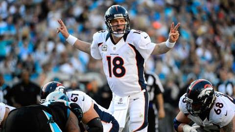 Broncos aren't losing another regular season game this year