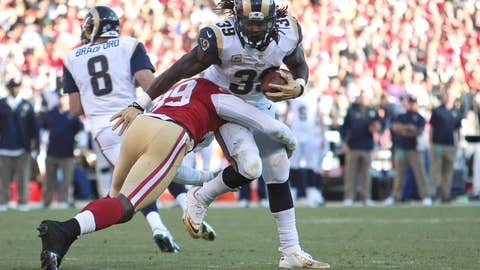 The Rams didn't win Sunday, but they proved they can compete on the road