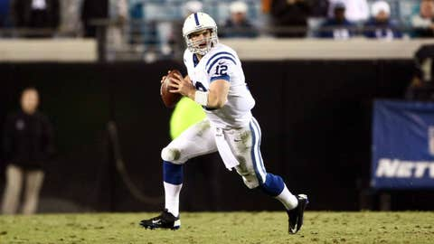 Indianapolis Colts at New England Patriots (Sunday, 4:25 p.m. ET, CBS)