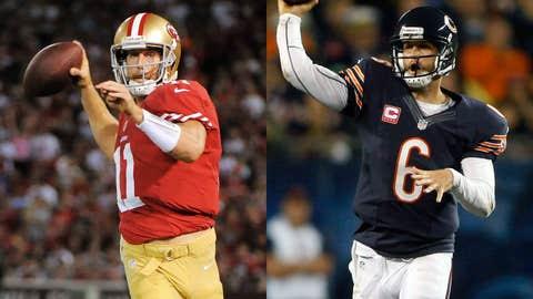 Chicago Bears at San Francisco 49ers (Monday, 8:30 p.m. ET, ESPN)