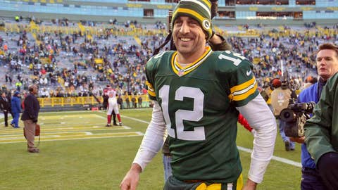Green Bay Packers at Detroit Lions (Sunday, 1 p.m. ET, FOX)