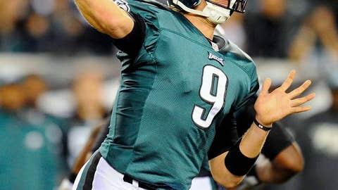 Philadelphia Eagles at Washington Redskins (Sunday, 1 p.m. ET, FOX)