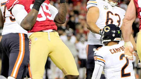 Niners defense is the gold standard