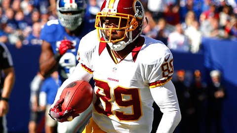 Washington: Santana Moss, WR