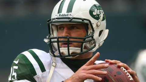 New York Jets: Tim Tebow, QB