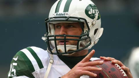 New York Jets: Tim Tebow, QB