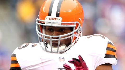 Cleveland: Josh Cribbs, WR/KR