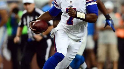 Buffalo: Tarvaris Jackson, QB
