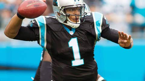 Carolina Panthers at Philadelphia Eagles (Monday, 8:30 p.m. ET, ESPN)