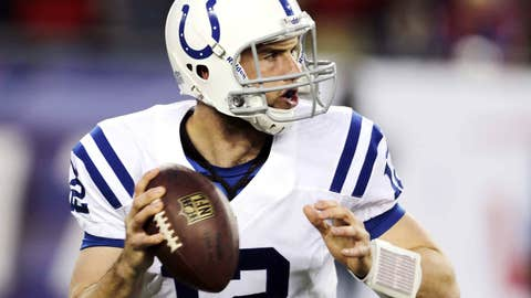 Buffalo Bills at Indianapolis Colts (Sunday, 1 p.m. ET, CBS)