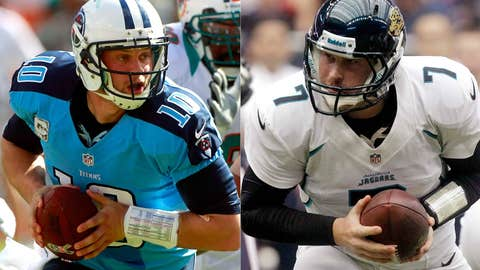 Tennessee Titans at Jacksonville Jaguars (Sunday, 1 p.m. ET, CBS)