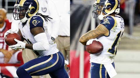 Two weeks after being benched, Janoris Jenkins and Chris Givens were the Rams' difference makers