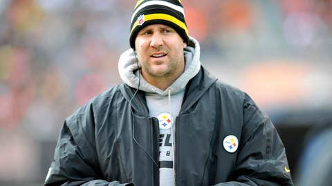 The Steelers need a healthy Ben Roethlisberger — fast