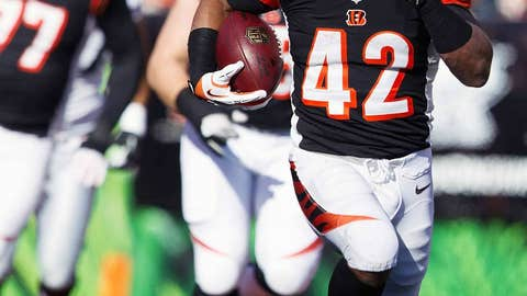 Very quietly, the Bengals have snuck into the AFC playoff picture