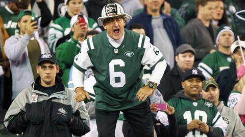 Like many Jets icons, Fireman Ed had a nice run but came up short of Super Bowl glory.