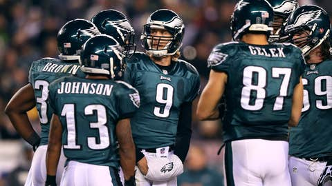 Is Nick Foles the future?