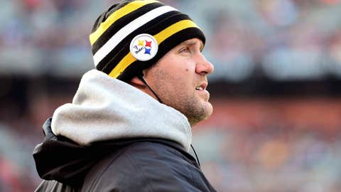 Pittsburgh Steelers at Baltimore Ravens (Sunday, 4:25 p.m. ET, CBS)