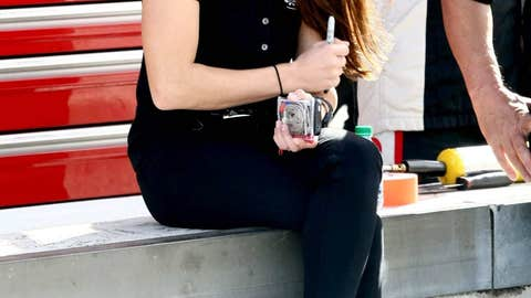 Danica Patrick, JR Motorsports