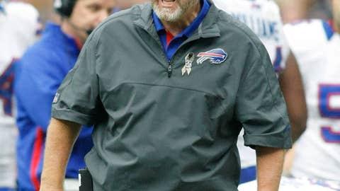 Chan Gailey, Buffalo Bills