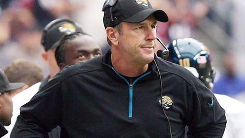 Mike Mularkey, Jacksonville Jaguars