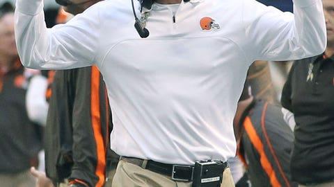 Pat Shurmur, Cleveland Browns