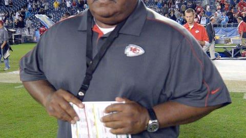 Romeo Crennel, Kansas City Chiefs