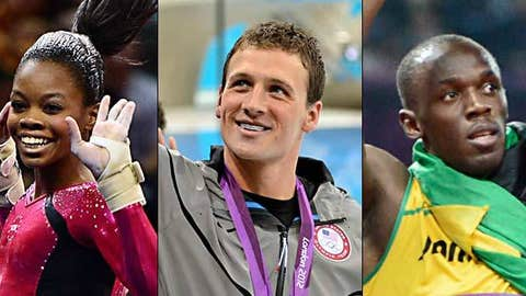 Most searched Olympians