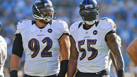 The crumbling Ravens take on the Sheriff