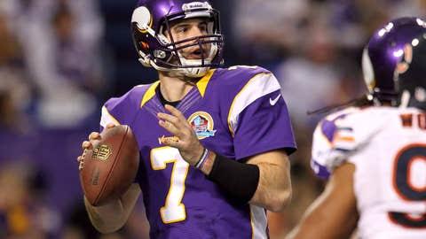 Minnesota Vikings at St. Louis Rams (Sunday, 1 p.m. ET, FOX)