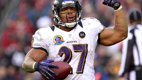Denver Broncos at Baltimore Ravens (Sunday, 1 p.m. ET, CBS)