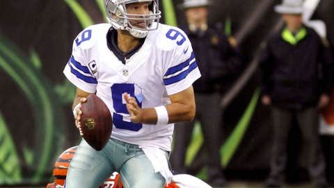 Pittsburgh Steelers at Dallas Cowboys (Sunday, 4:25 p.m. ET, CBS)