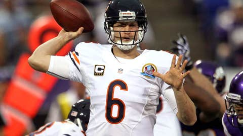 Green Bay Packers at Chicago Bears (Sunday, 1 p.m. ET, FOX)