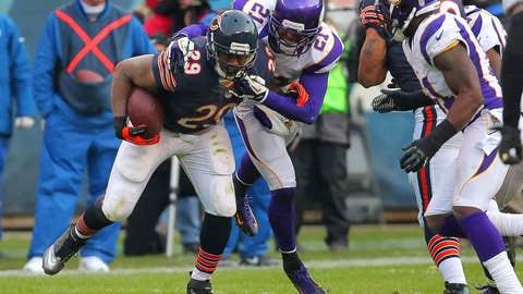 Michael Bush, RB, Chicago Bears