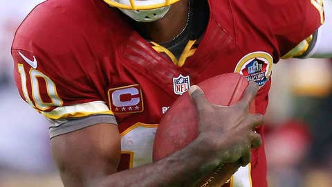 Washington Redskins at Philadelphia Eagles (Sunday, 1 p.m. ET, FOX)