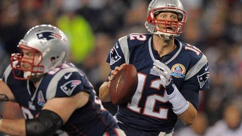 New England Patriots at Jacksonville Jaguars (Sunday, 1 p.m. ET, CBS)