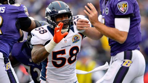 Kansas City Chiefs at Denver Broncos (Sunday, 4:25 p.m. ET on CBS)