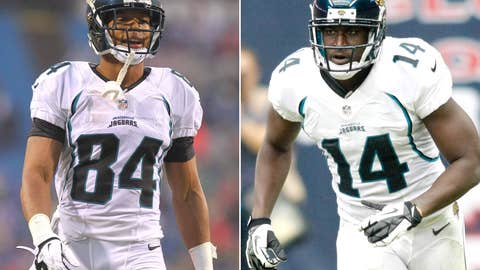 Jacksonville Jaguars at Tennessee Titans (Sunday, 1 p.m. ET on CBS)