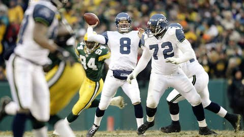 Jan 4, 2004, Seahawks at Packers