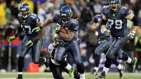 Jan. 8, 2011, Saints at Seahawks
