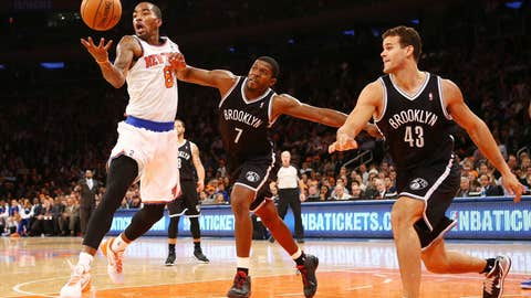 Knicks-Nets and Lakers-Clippers in NBA playoffs