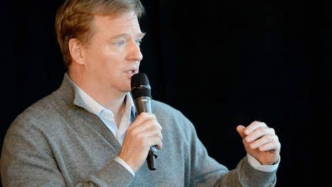 Fewer headaches for Roger Goodell