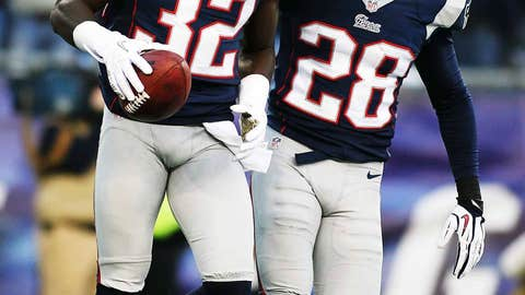 New England: The secondary
