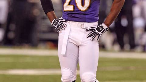 Baltimore: Free safety Ed Reed