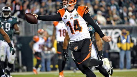 A different Andy Dalton than last year