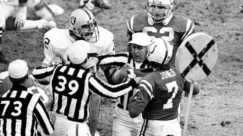 1977 AFC Playoffs: Raiders 37, Colts 31