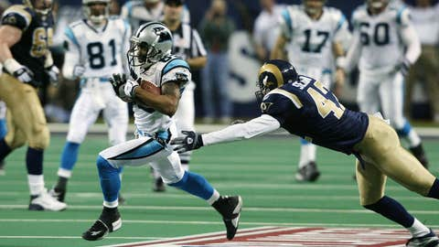2004 NFC Playoffs: Panthers 29, Rams 23