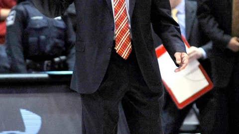 Tom Crean, Head Coach, Indiana University men's basketball