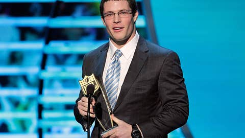 Defensive Rookie of the Year: Luke Kuechly